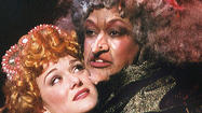 Disney film 'Into the Woods' begins production in U.K.