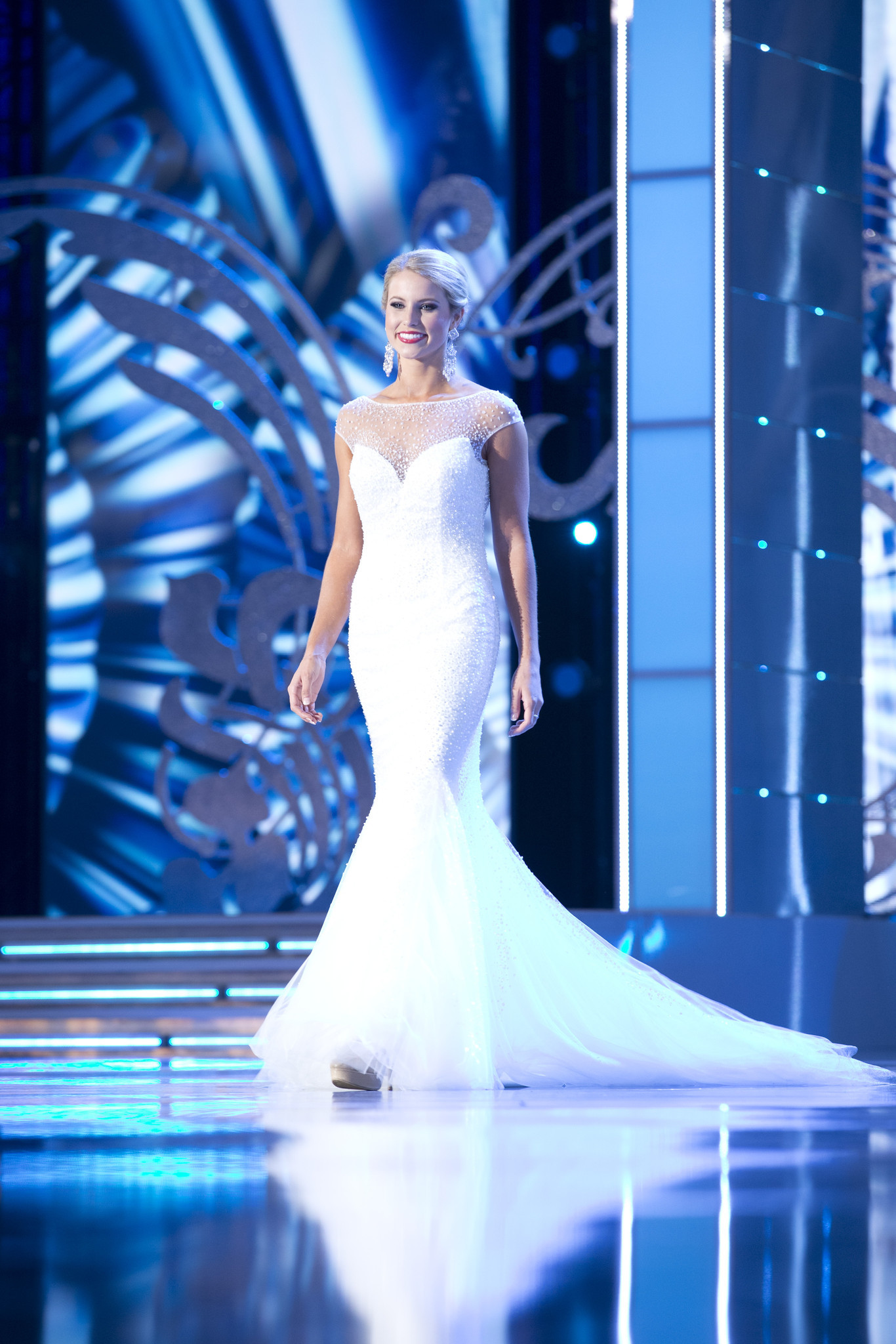 Miss America pageant finish is strong for Miss Maryland - Baltimore Sun