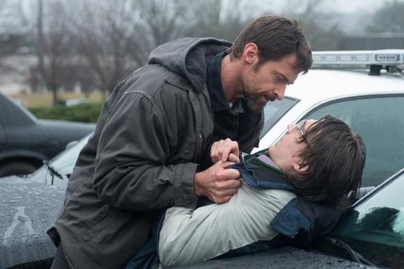 Hugh Jackman and Paul Dano in 'Prisoners.'