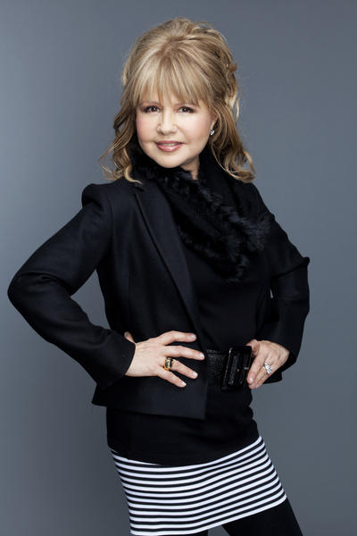 Chanteuse Pia Zadora begins an open-ended string of performances this week at Piero's Italian Cuisine in Las Vegas.