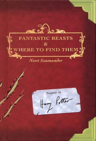 """Fantastic Beasts and Where to Find Them."""