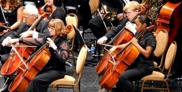 "Fox Valley Philharmonic Orchestra in Concert with  ""A Birthday Bash for Verdi, Wagner & Britten"""