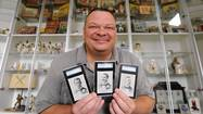 Rare old Orioles baseball card set has a storied history