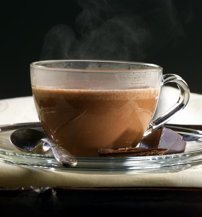 Hot Chocolate (Chocolat Chaud)