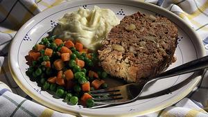 Ed Debevic's Meatloaf