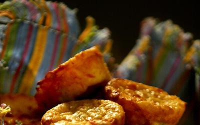 Poopsie's creamy corn cakes
