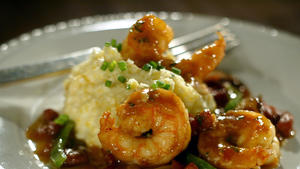 Jack Fry's shrimp and grits