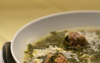 Dominick's Italian wedding soup
