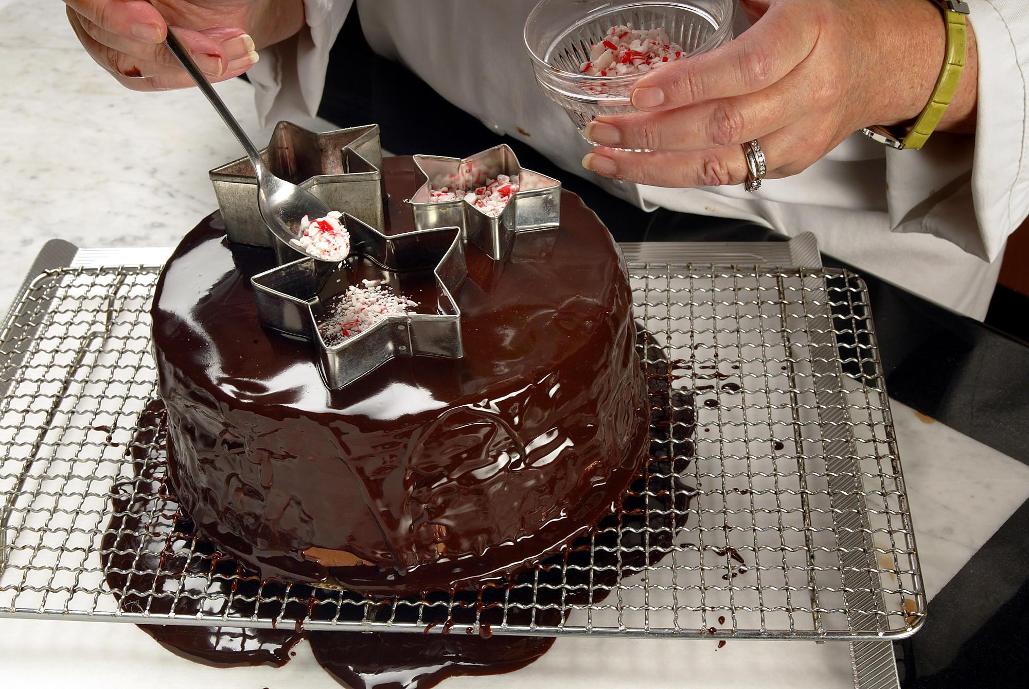 Cake Decorating Cookbook