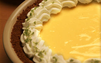 California Key lime pie