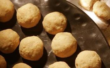 Parmesan balls
