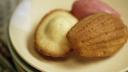 Madeleines from Dax