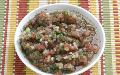Salsa for cocido
