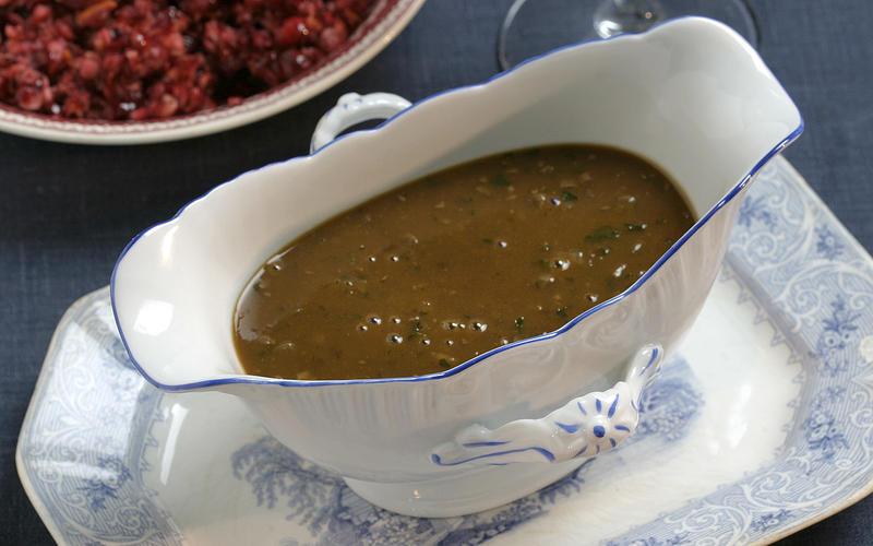 Giblet gravy