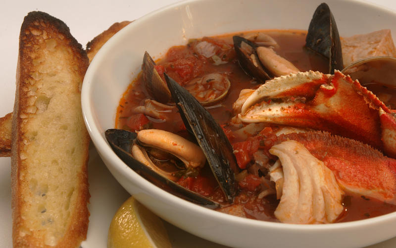 Ocean Avenue cioppino