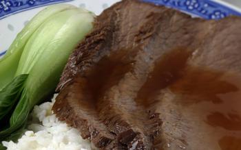 Chinese beef brisket
