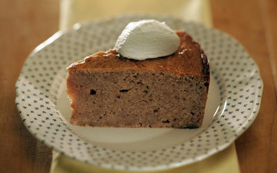 Chestnut cake (gateau de marrons)