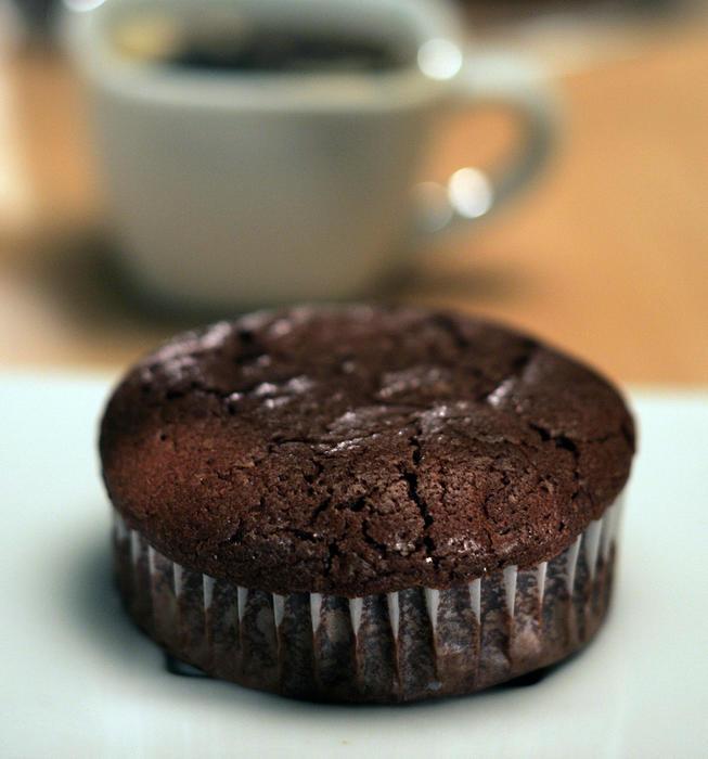 Le Pain Quotidien's Belgian Brownies