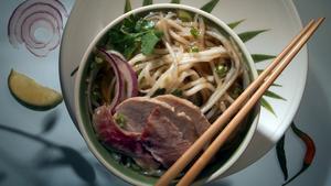 Beef Vermicelli Soup (Bun Bo Hue)