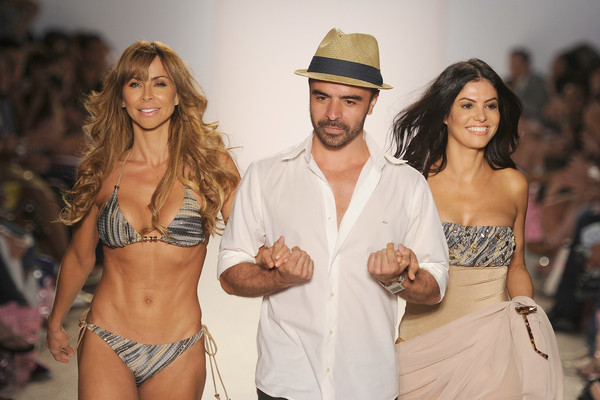 <b>Photos:</b> Mercedes-Benz Fashion Week Swim - A.Z Araujo: Designer A.Z. Araujo