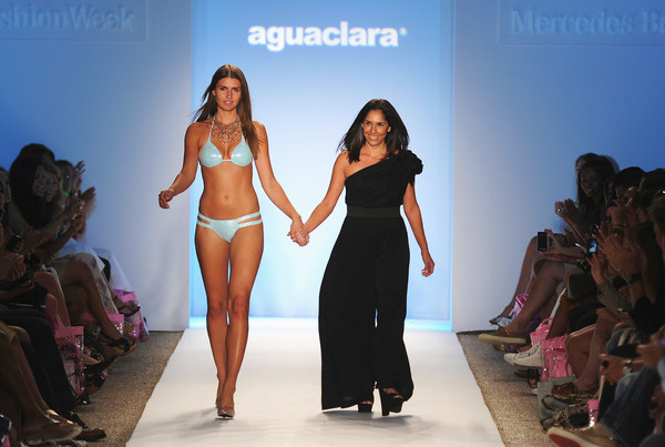 <b>Photos:</b> Mercedes-Benz Fashion Week Swim - Aguaclara: Designer Liliana Villalobos