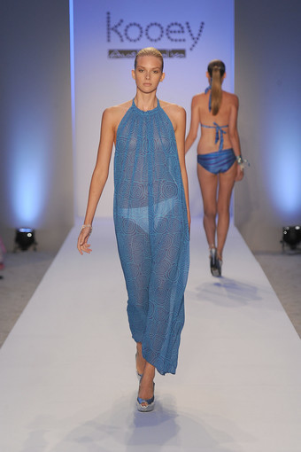 <b>Photos:</b> Mercedes-Benz Fashion Week Swim - Kooey Swimwear Australia
