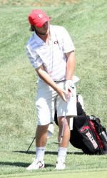 Joey Garber of Petoskey placed a team-best fourth, finishing at 4-under par in leading the Georgia Bulldogs men's golf team to a runner-up finish at the Carpet Capital Collegiate tournament Sept. 6-8, at Georgia Tech.