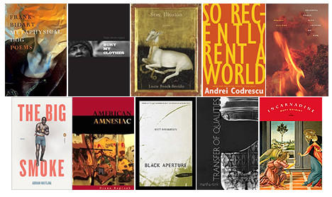 The 10 books of poetry on the 2013 National Book Awards longlist