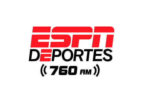 The logo for ESPN Deportes West Palm Beach.