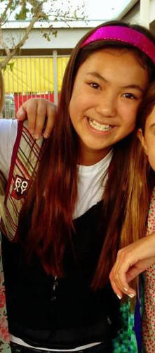 Sonora Elementary sixth-grader Samantha Nguyen was killed in a watercraft accident on the Colorado River over the weekend.