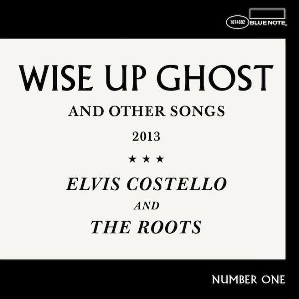"""""""Wise Up Ghost"""" is the new album by Elvis Costello and the Roots."""