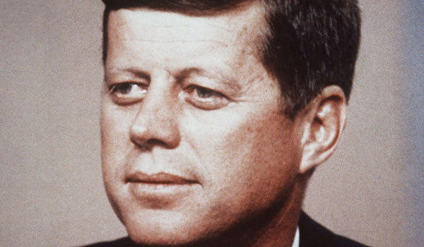 """The JFK assassination will be the subject of the first episode of """"The Sixties."""""""
