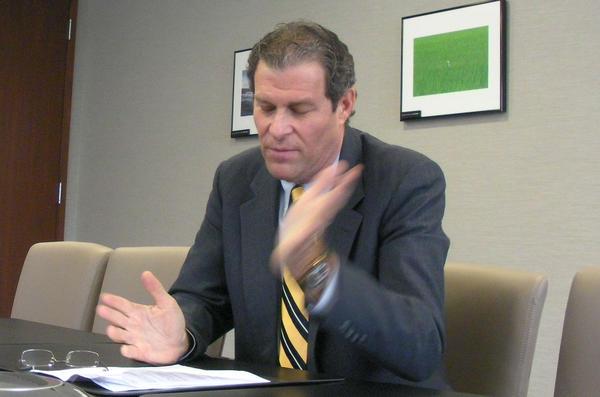 Broward Democratic Chairman Mitch Ceasar