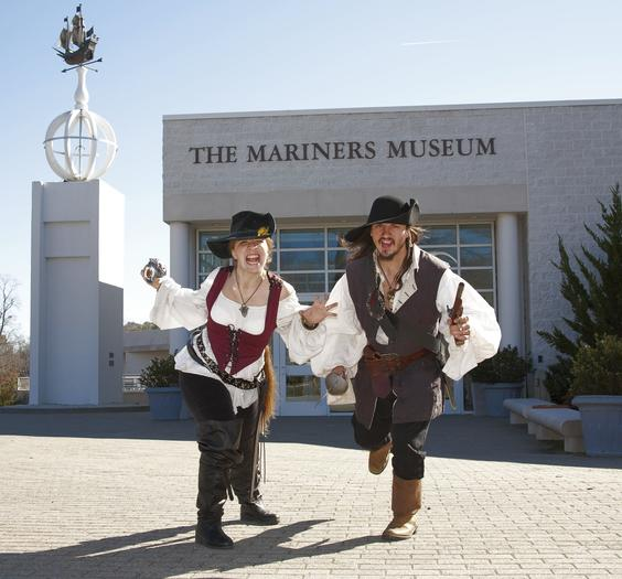 Pirate gala coming up Sept. 21 at The Mariners' Museum
