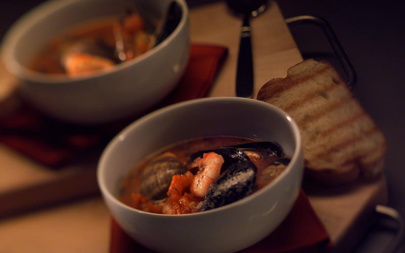 Sisley Italian Kitchen Cioppino