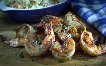 Great shrimp recipes