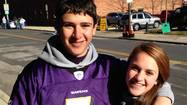 Ravens fan of the week, Brandon Sacks