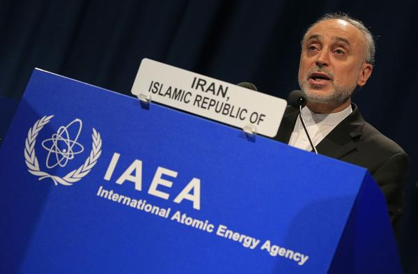 "Iranian atomic energy agency chief Ali Akbar Salehi told the U.N. nuclear agency in Vienna on Monday that Iran will resolve its dispute with the United States and other Western countries over the nature of its nuclear facilities ""if the other side is willing."""