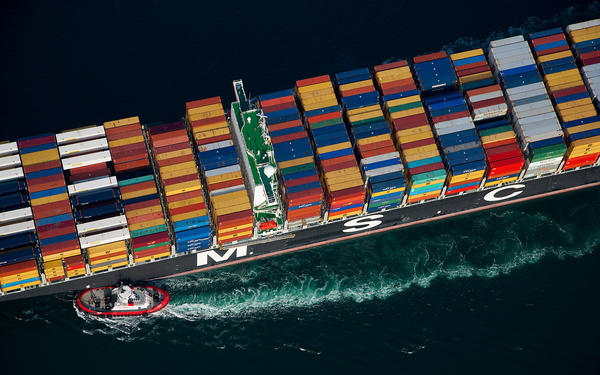 U.S. exports are a key driver of the economic recovery, but growth is not happening fast enough, a report says.