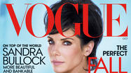 Sandra Bullock opens up in Vogue about son Louis and her career