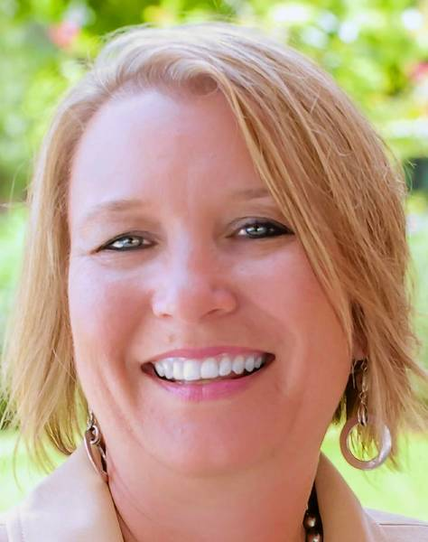 Lori Warren Hadley, new elementary principal at Christian Home and Bible School in Mount Dora.