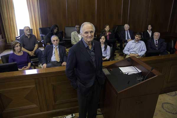 """Sentencing of defendants is the focus of this new episode of """"Brains on Trial"""" on PBS. With Alan Alda."""