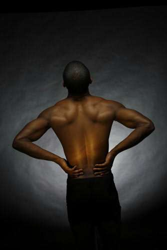 Back pain linked to brain