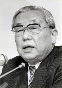Eiji Toyoda is credited with developing the Toyota car company's efficient, low-defect manufacturing processes. He also helped spearhead Toyota's aggressive push into the U.S. auto market.