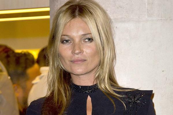 Kate Moss will appear nude in the 60th anniversary edition of Playboy.