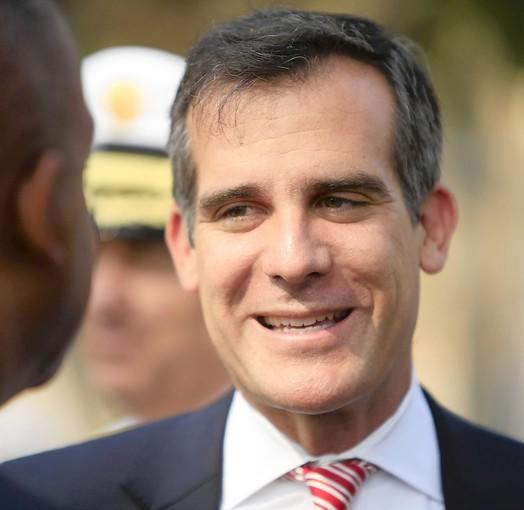 Los Angeles Mayor Eric Garcetti is looking for a high-profile figure to be the city's film czar, ideally someone with deep experience in the entertainment industry who also knows his or her way around Sacramento, and someone willing to work for a nominal salary.
