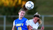 Strong 1st half pushes No. 14 Century girls soccer to win over Liberty