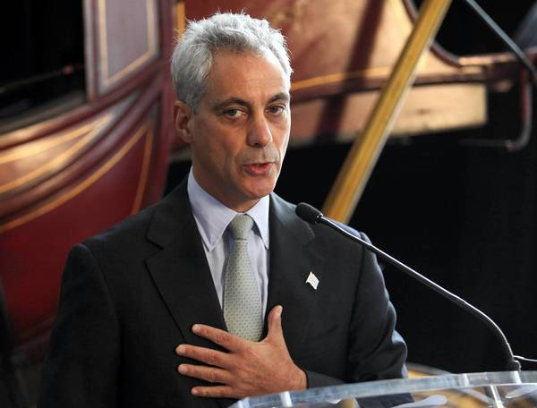 This week Mayor Rahm Emanuel announced several school construction projects designed to address overcrowding and technology upgrades.