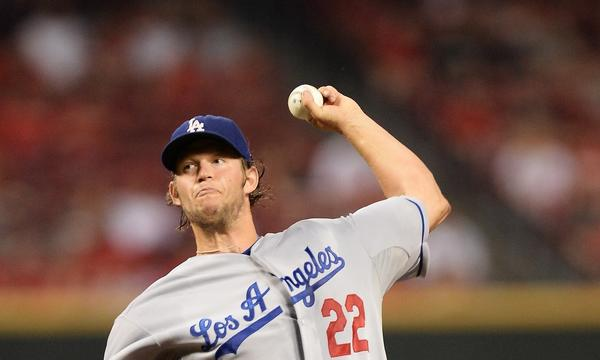 Clayton Kershaw's next start for the Dodgers has been pushed back in an effort to limit his innings before the postseason.