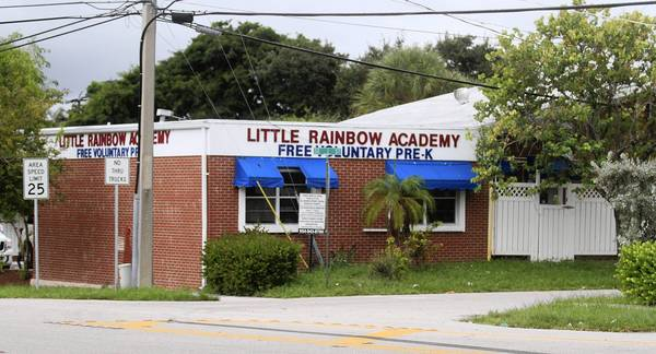 The Little Rainbow Academy in Pompano Beach, where a 4-year-old boy who may not have been supervised was in the parking lot and was reported by a passer-by to authorities, the Broward Sheriff's Office said Tuesday.